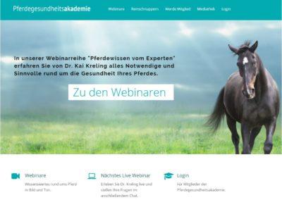 Pferdegesundheits – Akademie